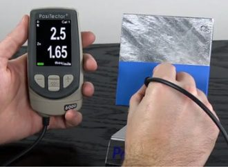 Dynamic Dry Film Thickness Measurement and Monitoring